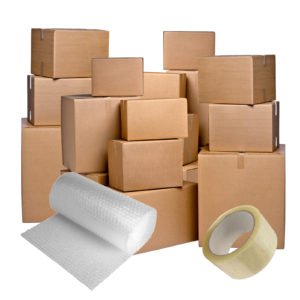 Student Moving Boxes Pack (15 Boxes)