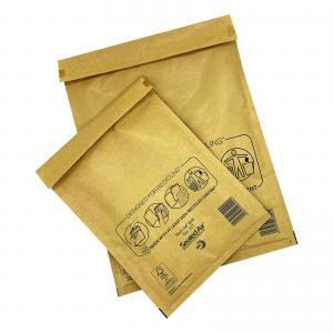 Mail Lite K/7 Padded Bubble Mailing Envelope - Gold