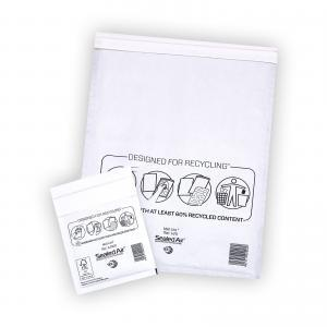 Mail Lite K/7 Padded Bubble Mailing Envelope - White