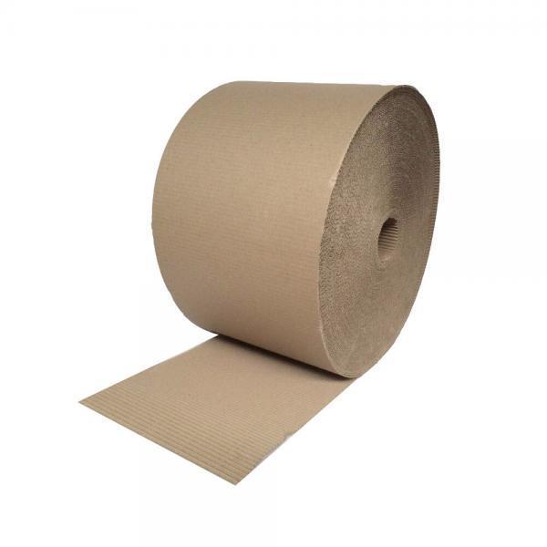 750mm x 75M Corrugated Cardboard Paper Rolls